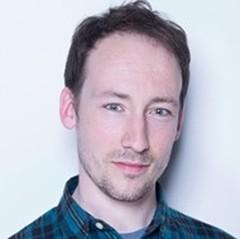 headshot for Andrew Krioukov
