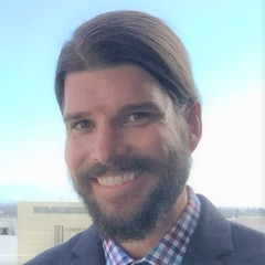 headshot for Bryan Huber