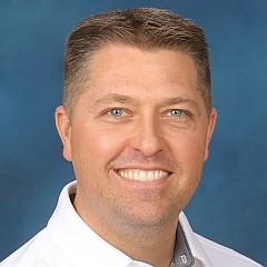 headshot for Kevin Clinger