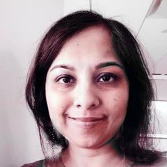 headshot for Ujjaini Dasgupta