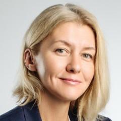 headshot for Katia Saenko
