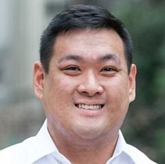 headshot for Gary Kao