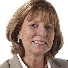 headshot for Karen Gill