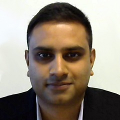 headshot for Karthik Rao