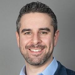headshot for Arik Kogan
