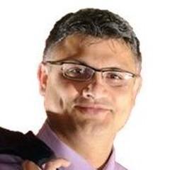 headshot for Murad Bhatti