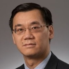 headshot for Park Wong