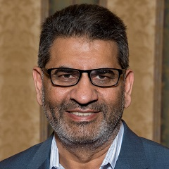 headshot for Sunil Sharma