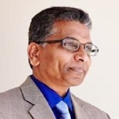 headshot for Venkat Kandru