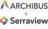 Archibus + Serraview sponsor logo