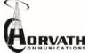 Horvath Communications logo