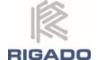 Rigado sponsor logo