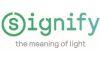 Signify sponsor logo