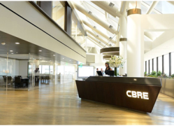 Lew Horne Executive Managing Director Knew This When He Set Out To Transform Cbre S L A Office After All Has Significant Brokerage Operation And